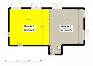 Plattegrond verhuur KBDG Floorplanner goeie ruimte 1