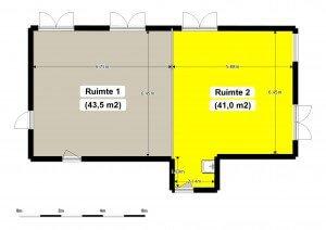 Plattegrond verhuur KBDG Floorplanner goeie ruimte 2